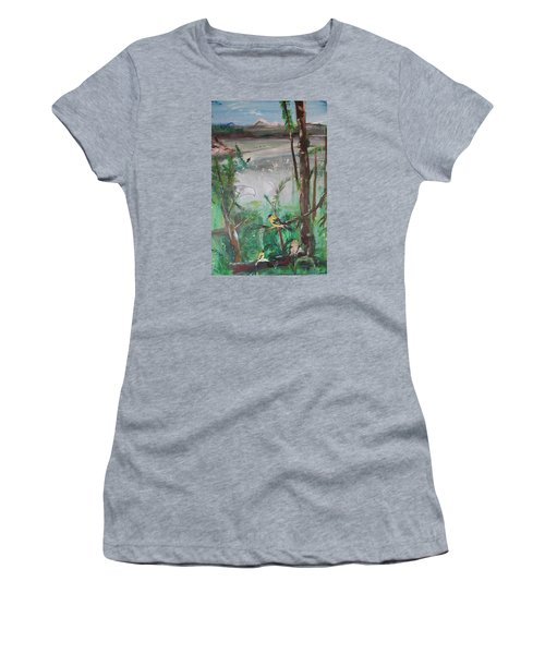 Sea To Sky Women's T-Shirt (Athletic Fit)