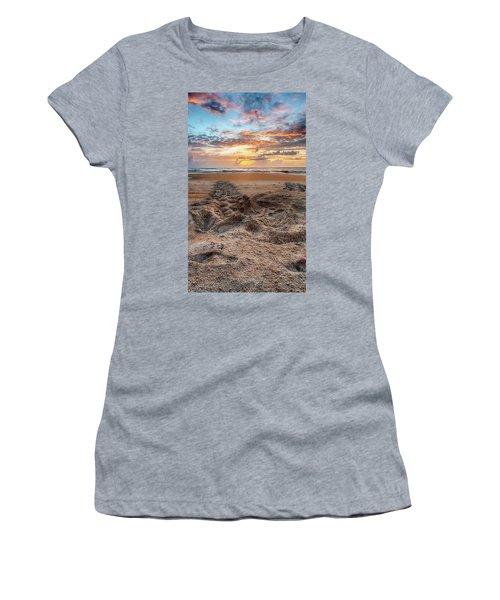 Sea Turtle Trails Women's T-Shirt