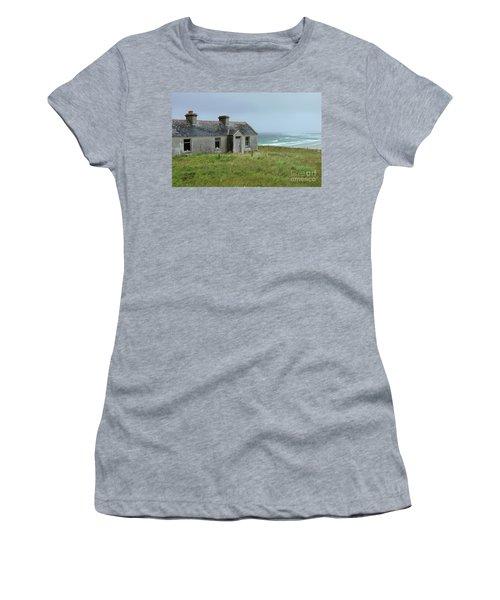 Seaside Cottage Belmullet Women's T-Shirt
