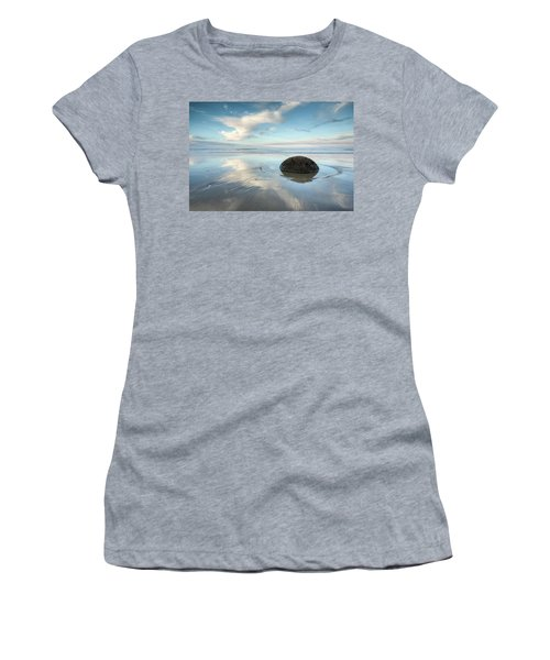 Seaside Dreaming Women's T-Shirt (Junior Cut) by Brad Grove