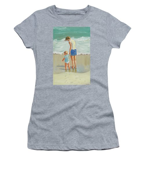 See The Sea Women's T-Shirt (Athletic Fit)