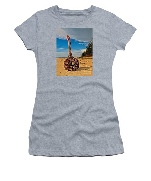 Seeds For The World Women's T-Shirt (Junior Cut) by Gary Bridger