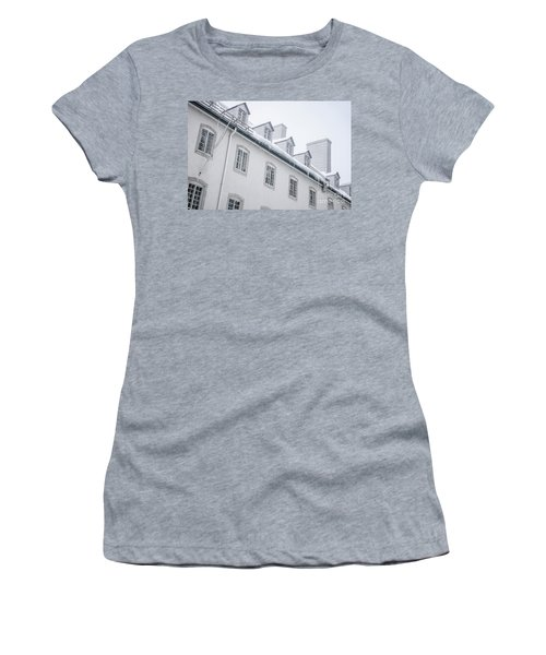 Seminary Of Quebec City In Old Town Women's T-Shirt
