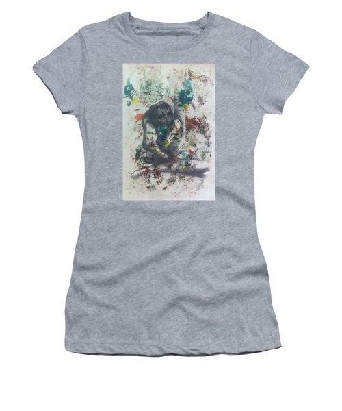 Sentimientos Encontrados Women's T-Shirt (Athletic Fit)