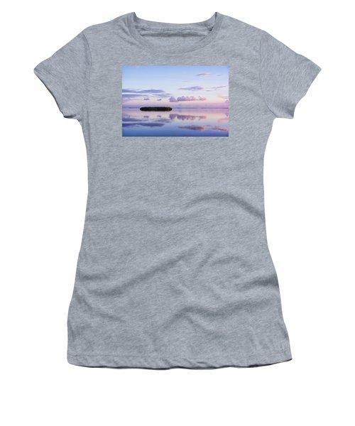Serenity At Sunrise Women's T-Shirt
