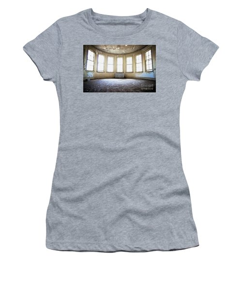 Seven Windows Women's T-Shirt (Junior Cut) by Randall Cogle