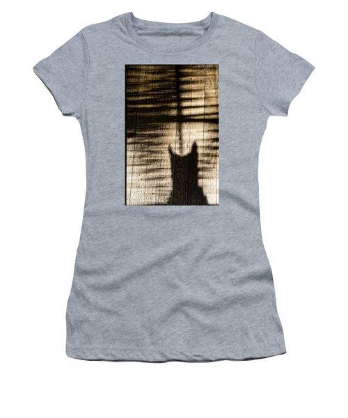 Shadow Cat Women's T-Shirt