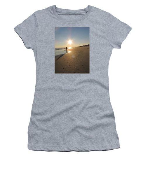 Shadow In The Sun Women's T-Shirt
