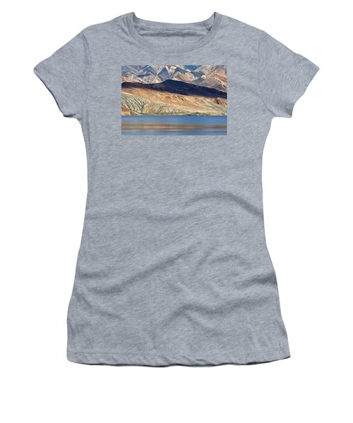 Shadow Tso Moriri, Karzok, 2006 Women's T-Shirt (Athletic Fit)