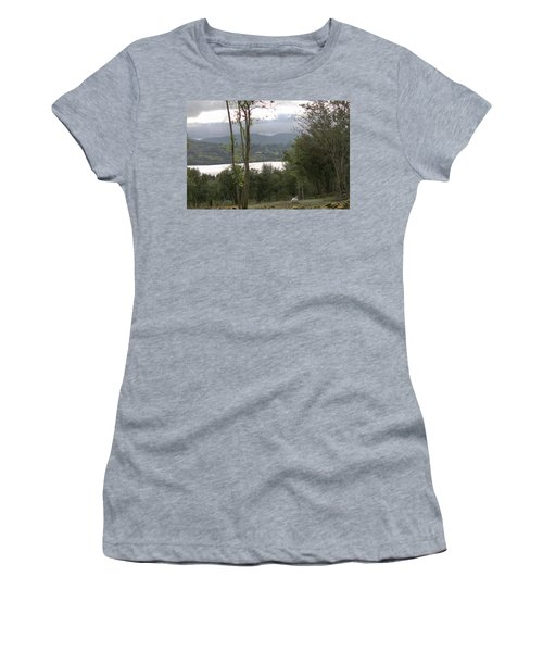 Sheep Near Lough Eske Women's T-Shirt