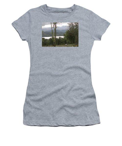 Sheep Near Lough Eske Women's T-Shirt