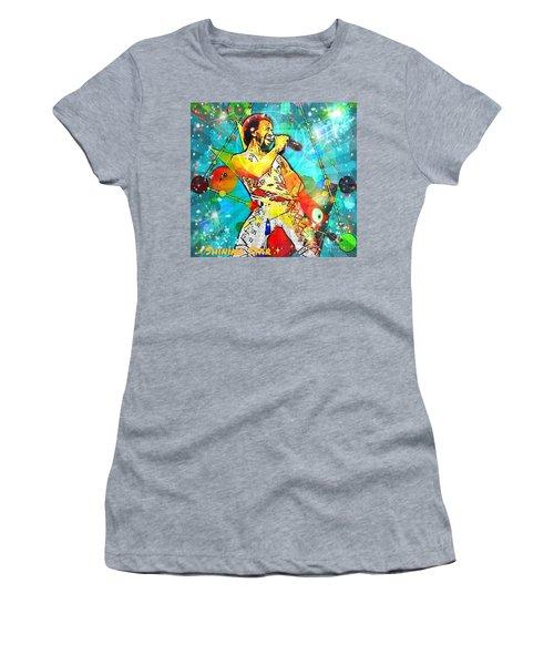 Shining Star  Women's T-Shirt (Athletic Fit)
