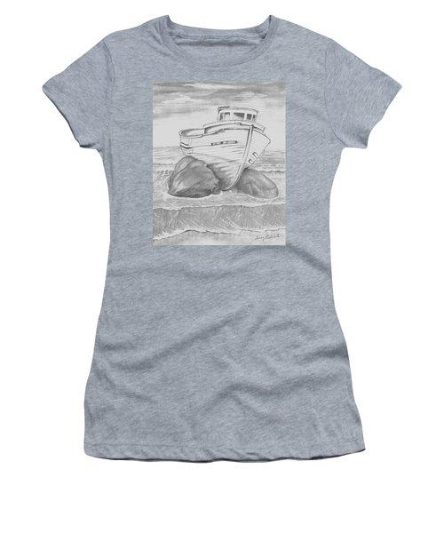 Shipwreck Women's T-Shirt