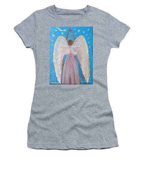 Shooting Star Angel Women's T-Shirt