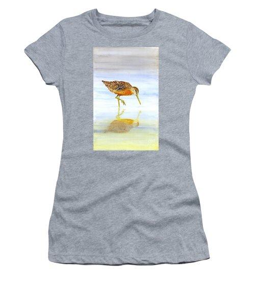 Short-billed Dowitcher Women's T-Shirt