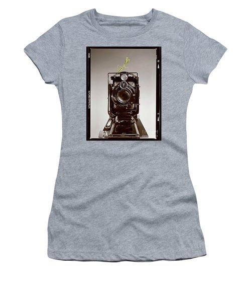 Shutterbug Mantis Women's T-Shirt (Athletic Fit)