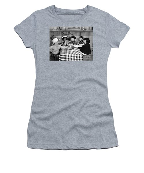Silent Film: Little Rascals Women's T-Shirt (Athletic Fit)