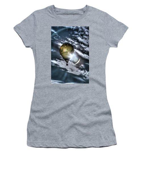 Silent Ride Women's T-Shirt