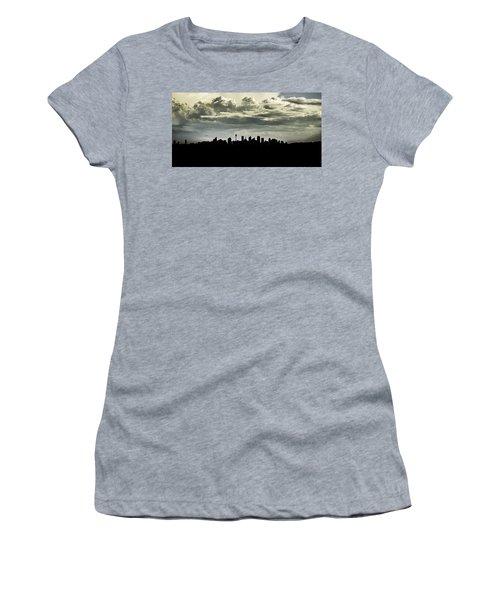 Silhouette Of Sydney Women's T-Shirt