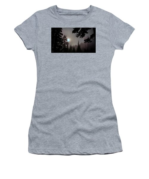 Silhouettes In The Mist 2008 Women's T-Shirt