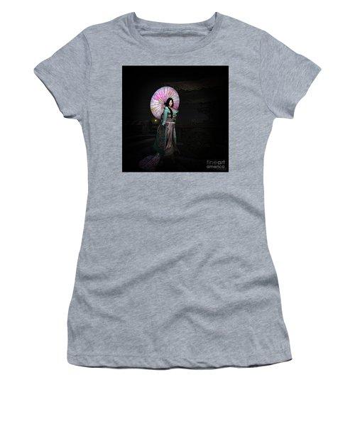 Silks And Parasols 2 Women's T-Shirt