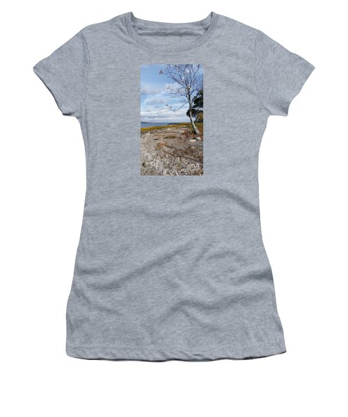 Silver Sands Women's T-Shirt (Athletic Fit)