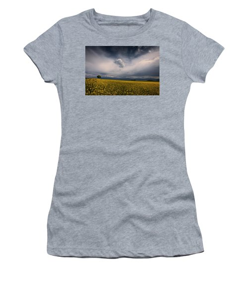 Similarities Women's T-Shirt (Junior Cut) by Dominique Dubied