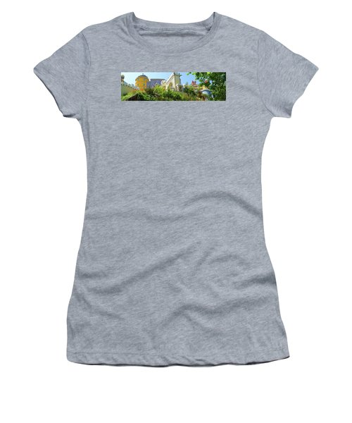 Sintra Castle Women's T-Shirt (Junior Cut) by Patricia Schaefer