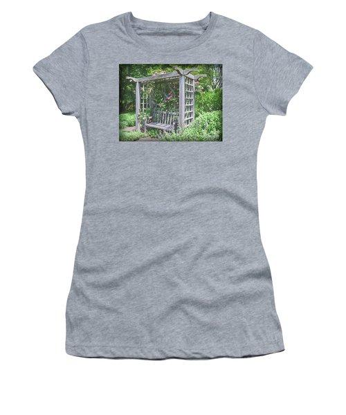 Sit Awhile Women's T-Shirt