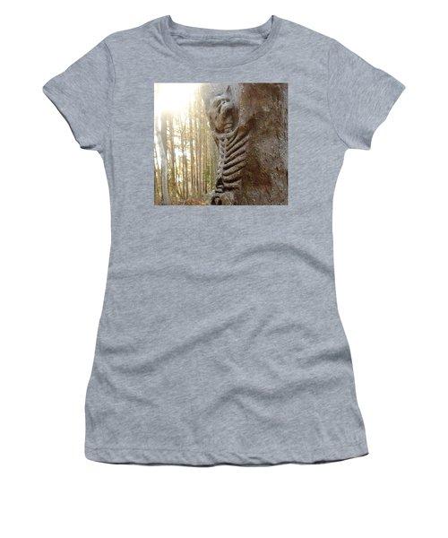 Skeleton Tree Women's T-Shirt