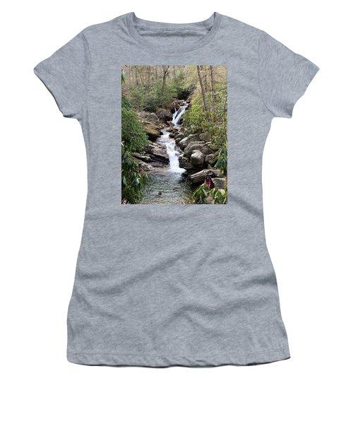 Skinny Dip Falls Women's T-Shirt
