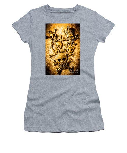 Skulls And Crossbones Women's T-Shirt