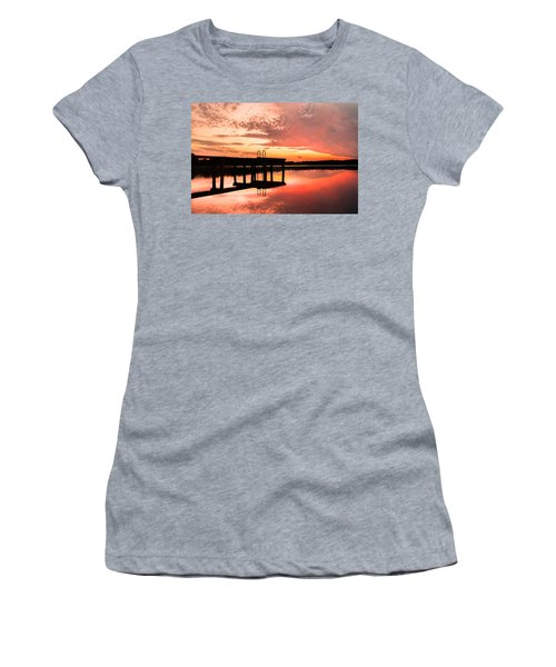 Sky On Fire Women's T-Shirt
