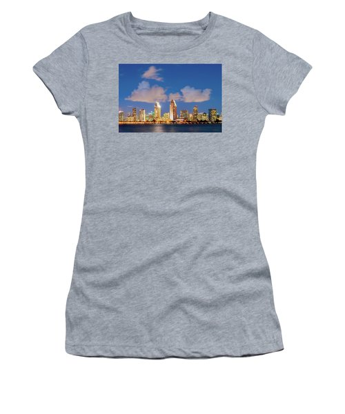Skyline In The Wind Women's T-Shirt