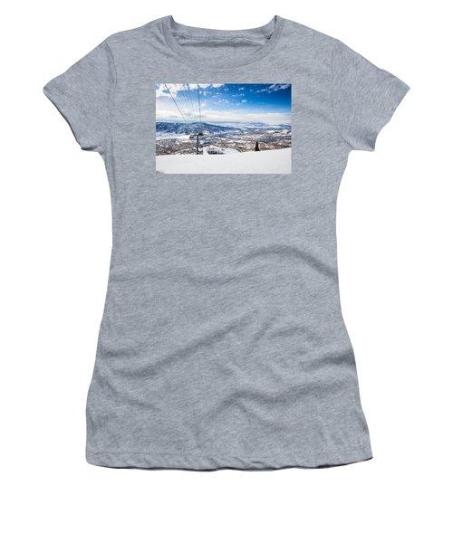 Sleeping Giant Women's T-Shirt