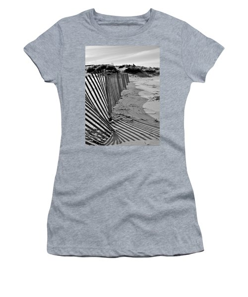 Snow Fence Women's T-Shirt
