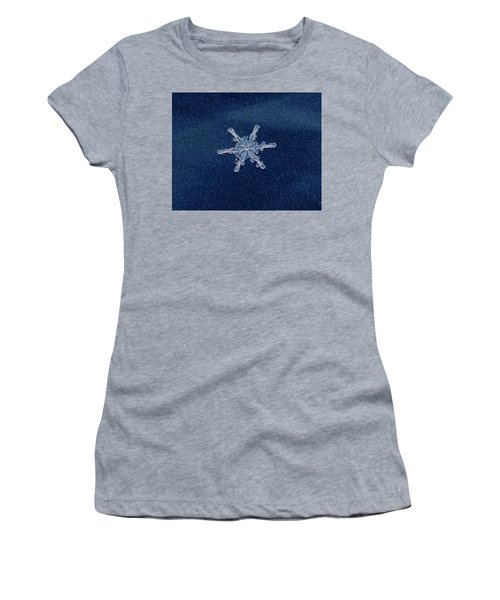 Snow Flake  Women's T-Shirt