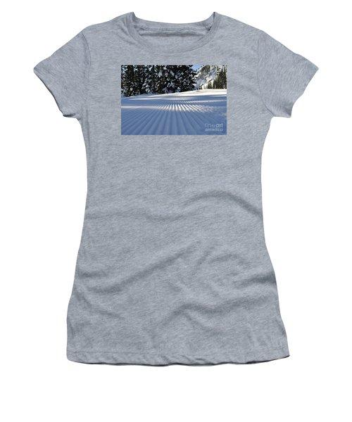Snow Is Groovy Man Women's T-Shirt
