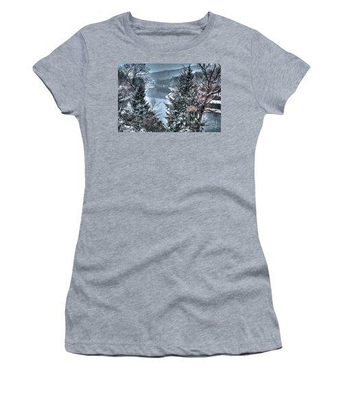 Snow Squall Women's T-Shirt