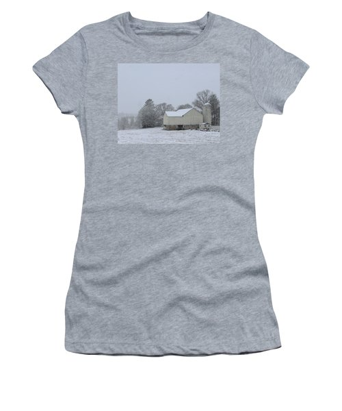 Winter White Farm Women's T-Shirt