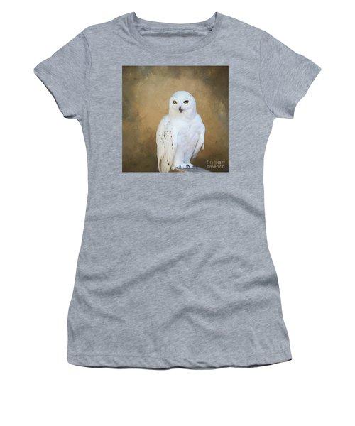 Snowy White Women's T-Shirt