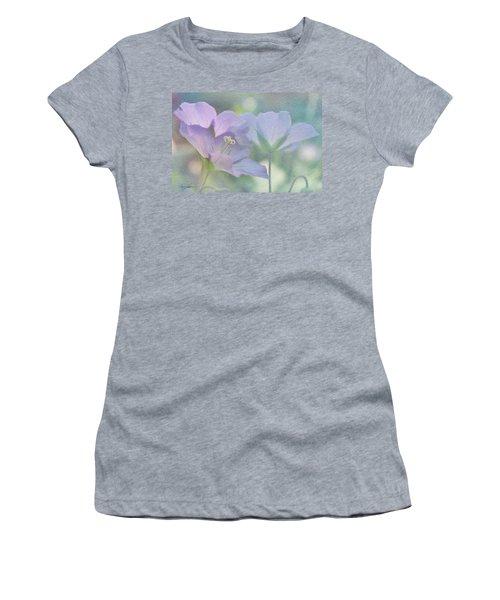 Soft Blue Women's T-Shirt