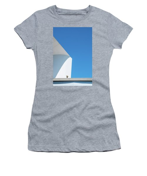Soft Blue Women's T-Shirt