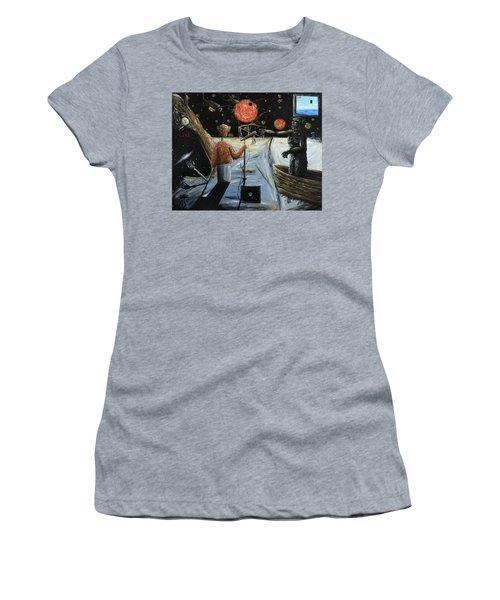Solar Broadcast -transition- Women's T-Shirt