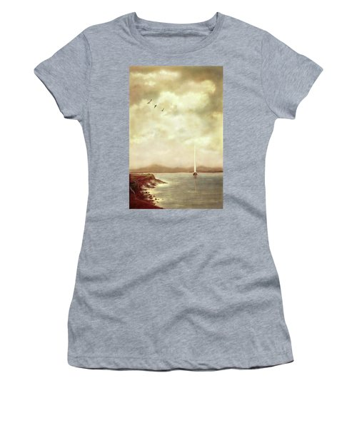 Solitary Sailor Women's T-Shirt