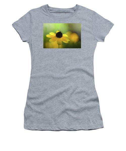 Solitary Suzy Women's T-Shirt (Junior Cut) by Peter Scott