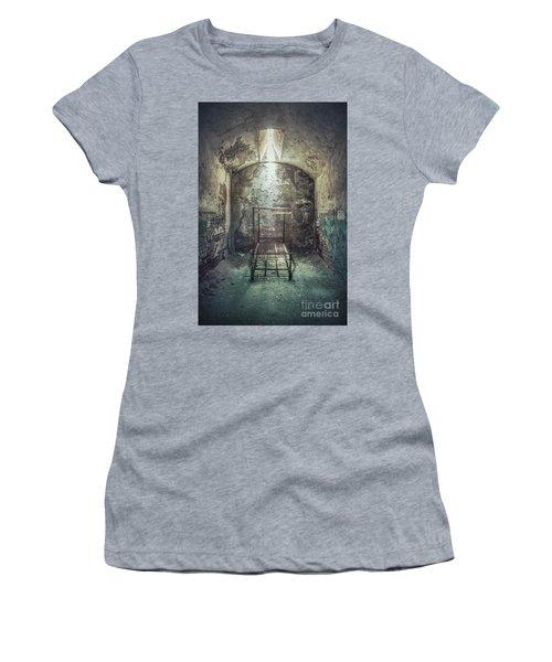 Solitude Of Confinement Women's T-Shirt