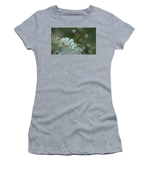 Some Gentle Feelings Women's T-Shirt (Junior Cut) by Rachel Mirror