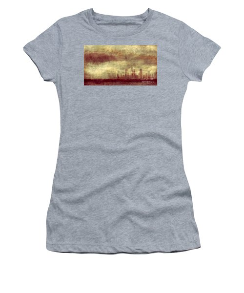 Someone To Hold You Beneath Darkened Sky Women's T-Shirt