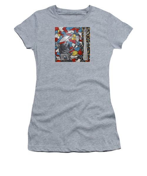 Sometimes I Feel I'm Loosing Part Of Myself Women's T-Shirt (Junior Cut)
